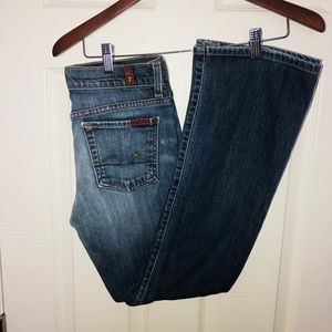 7 for all mankind Woman's Jeans.